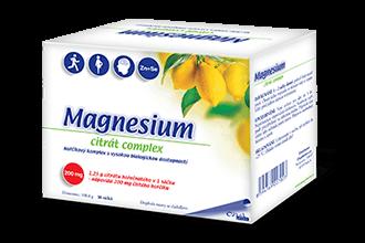 Magnesium Citrát complex
